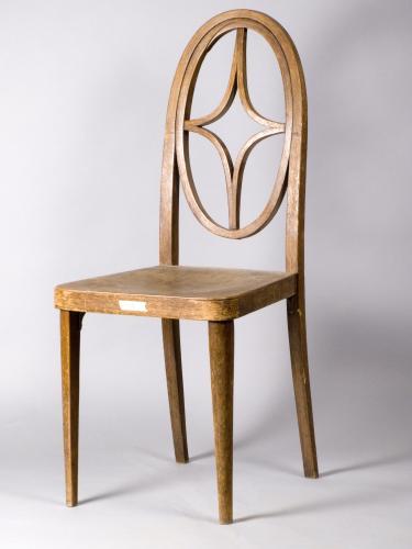 Židle - Před restaurováním