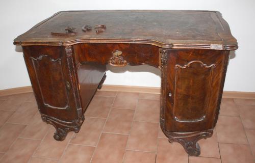 Stůl - Před restaurováním